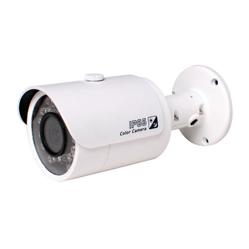 1MP 720P 2.8mm 20M IR Mini Bullet DC12V IP66