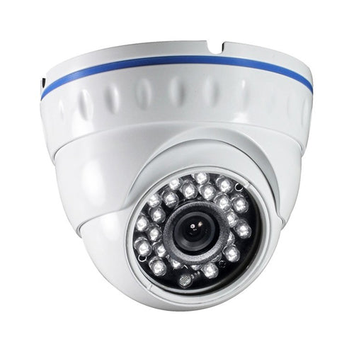 1.3MP 960P 3.6mm 25M IR Dome DC12V