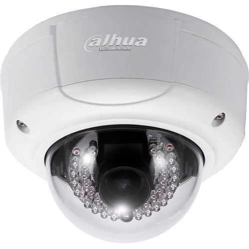 3MP 4.5~10mm Varifocal 20M IR Dome POE IP66/IK10