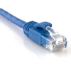 1-FT RJ45 CAT5E 350 w/Boots Network Cable
