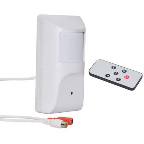 1280*720p Motion Detector PIR thermal Security Camera