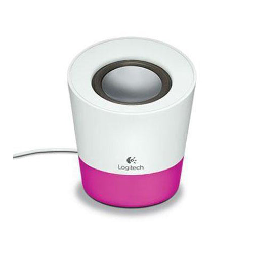 Logitech z50 Home Audio Speaker System Pack of 1 Magenta