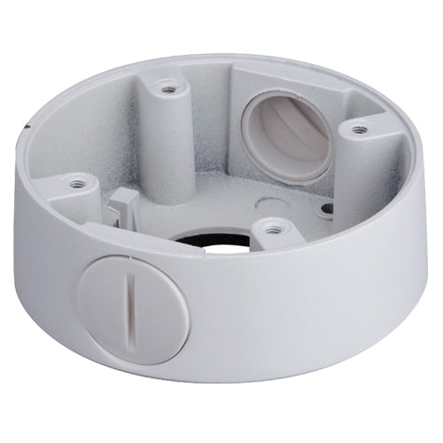 PFA13A W-Proof Junction Box Metal White f96.8x33.5mm