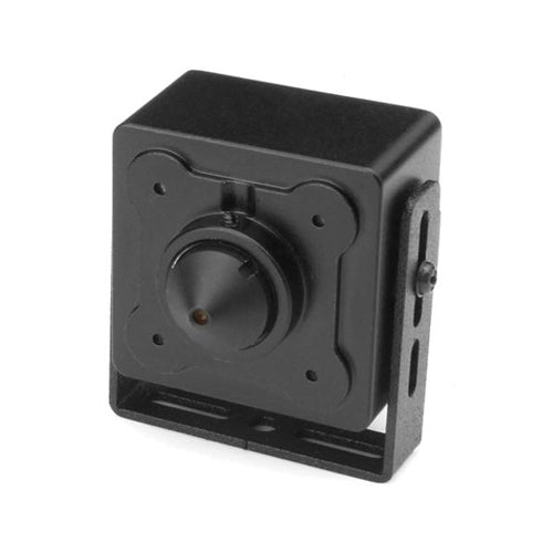 1MP 720P 3.6mm Pinhole Network 0. 01Lux/F1.2 DC12V