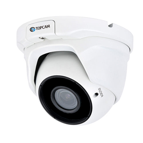 2MP 1080p 3.6mm 20M Starlight Vision Dome DC12V IP66