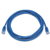 10-FT RJ45 CAT5E 350 w/Boots Network Cable