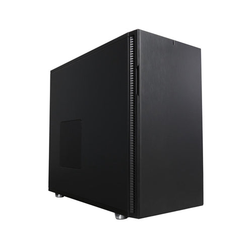 Computer Case - Fractal Design Define R5 Black Silent ATX Midtower