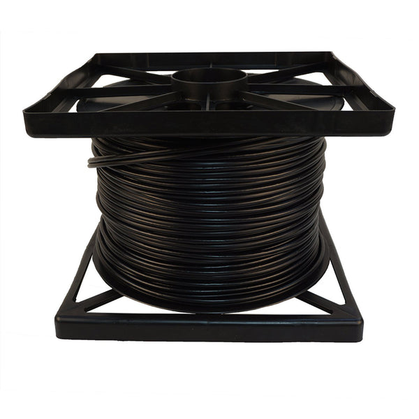 500-FT RG59U Siamese 24WAG Copper Cable With Power