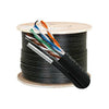 1000-FT Outdoor CAT5e Network Cable Solid 24AWG UTP 350 MHz