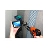 "Wireless Inspection Camera (WIC) 3.5""LCD 17mm Flex tube Ip67"