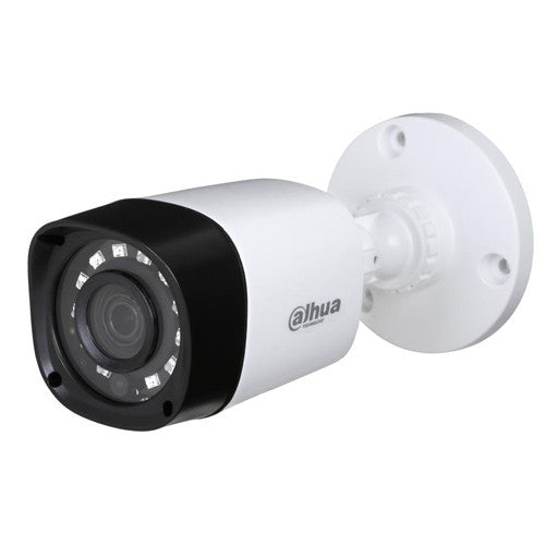 1MP 720P 3.6mm 20M IR Mini Bullet DC12V VandalProof IP67