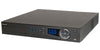32-CH 1.5U NVR 4K up to 4 SATA HDD with 16-POE and up to 12MP IP Cameras