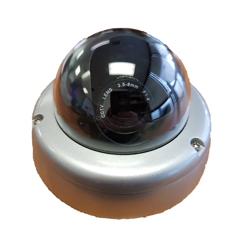 "Fake / Dummy Camera - 1/3"" SONY 420 TVL 3.5~8mm V. Proof Dome 1.0Lux DC12V DP-930"