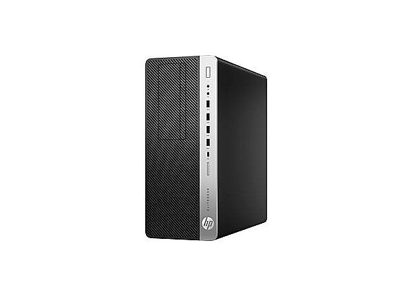 HP ProDesk 600 G4 Microtower PC, Intel Core i5-8500, 8 GB RAM, 1 TB Hard Disk, Intel UHD Graphics 630, Windows 10 Pro 64