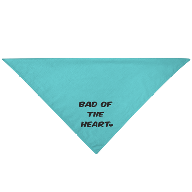 Bad of the Heart Pet Bandanna