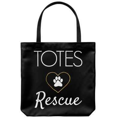 "Totes Rescue 18"" Tote Bag"