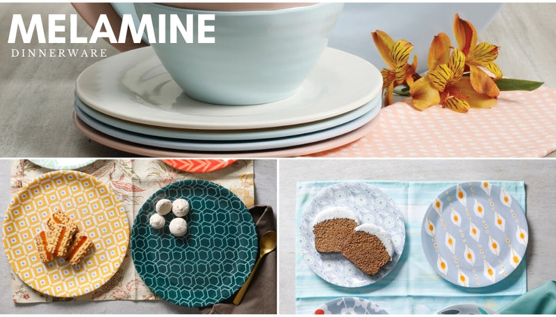 Is plastic dinnerware really safe?