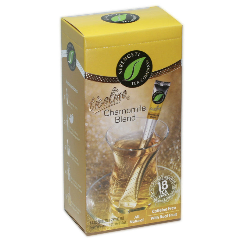 Serengeti Tea Chamomile Blend Tea Sticks