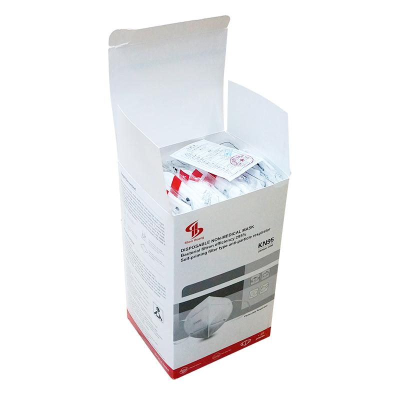 Premium DISPOSABLE NON-MEDICAL MASK KN95 60 Ct. Box Immediate Shipping!!