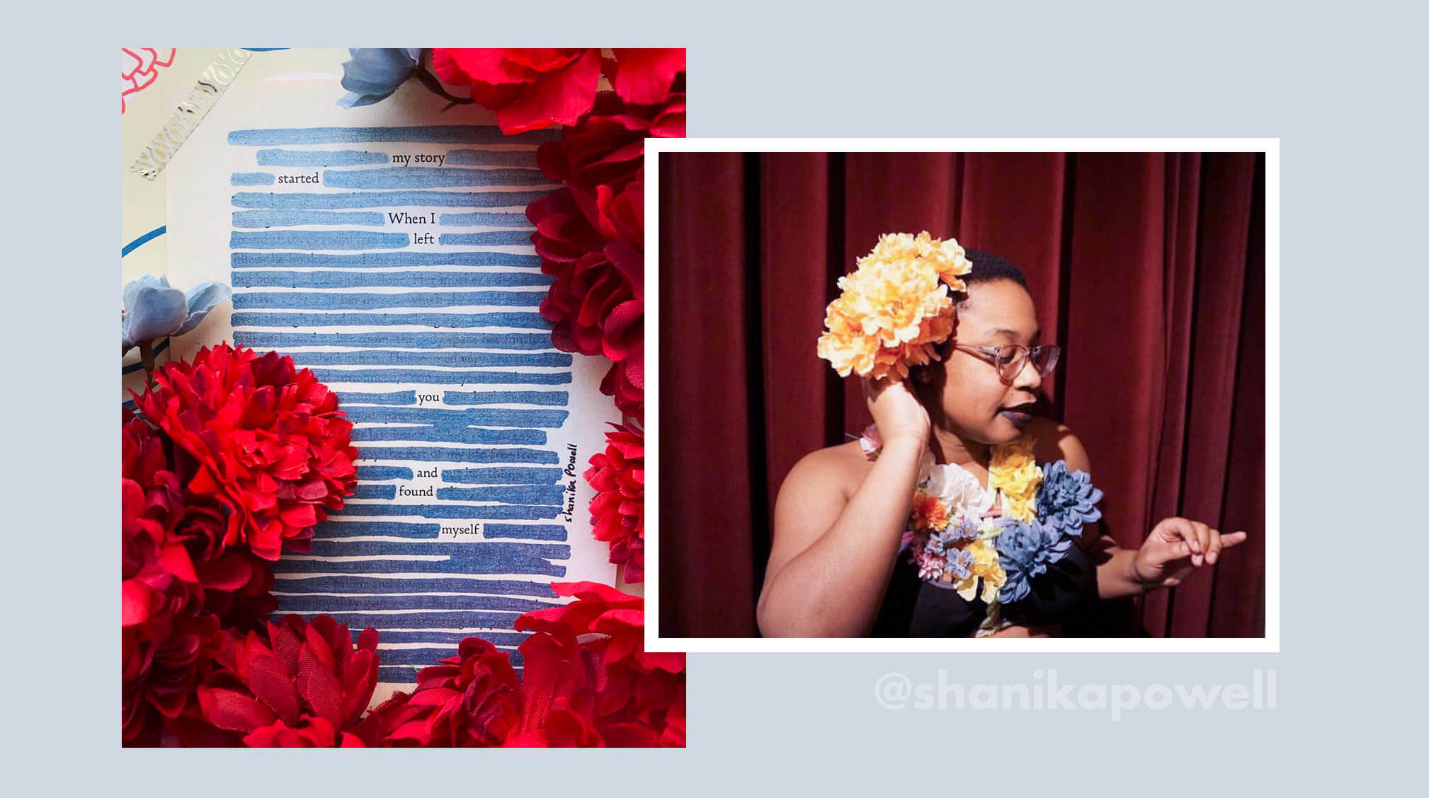 One Poet on Self-Acceptance Through Flowers
