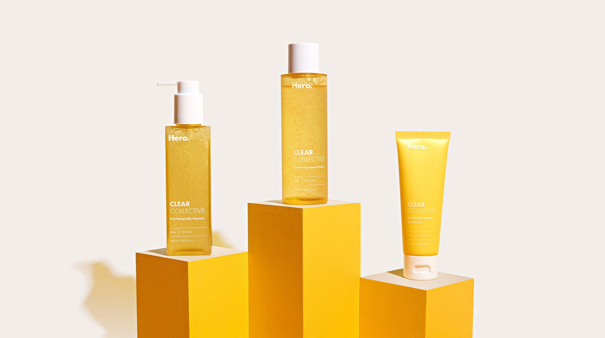 Meet Clear Collective: Your Super-Powered Skincare Set for Acne-Prone Skin