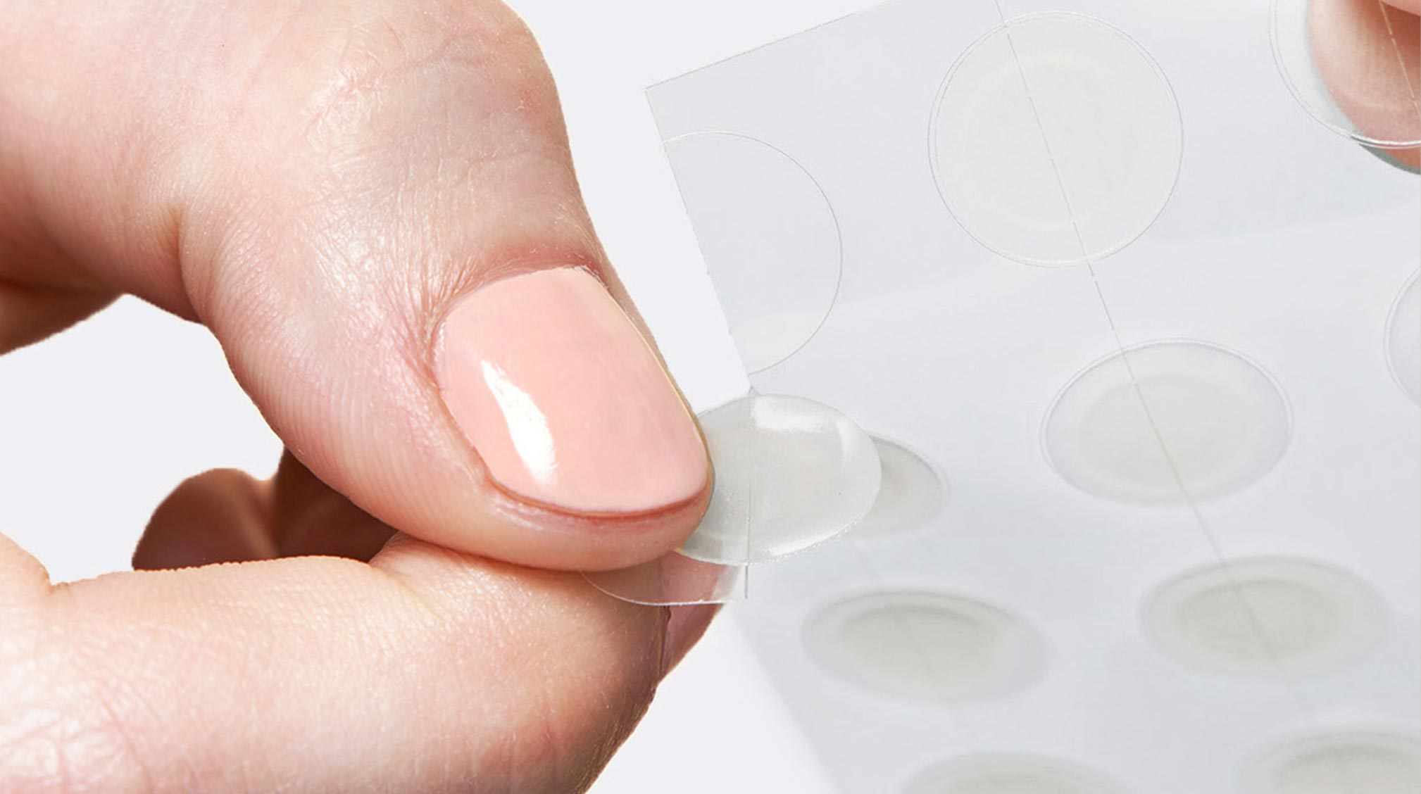 Here's How to Use a Pimple Patch