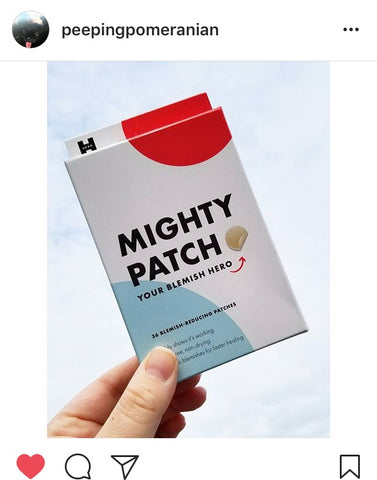 image of instagram image of Mighty patch