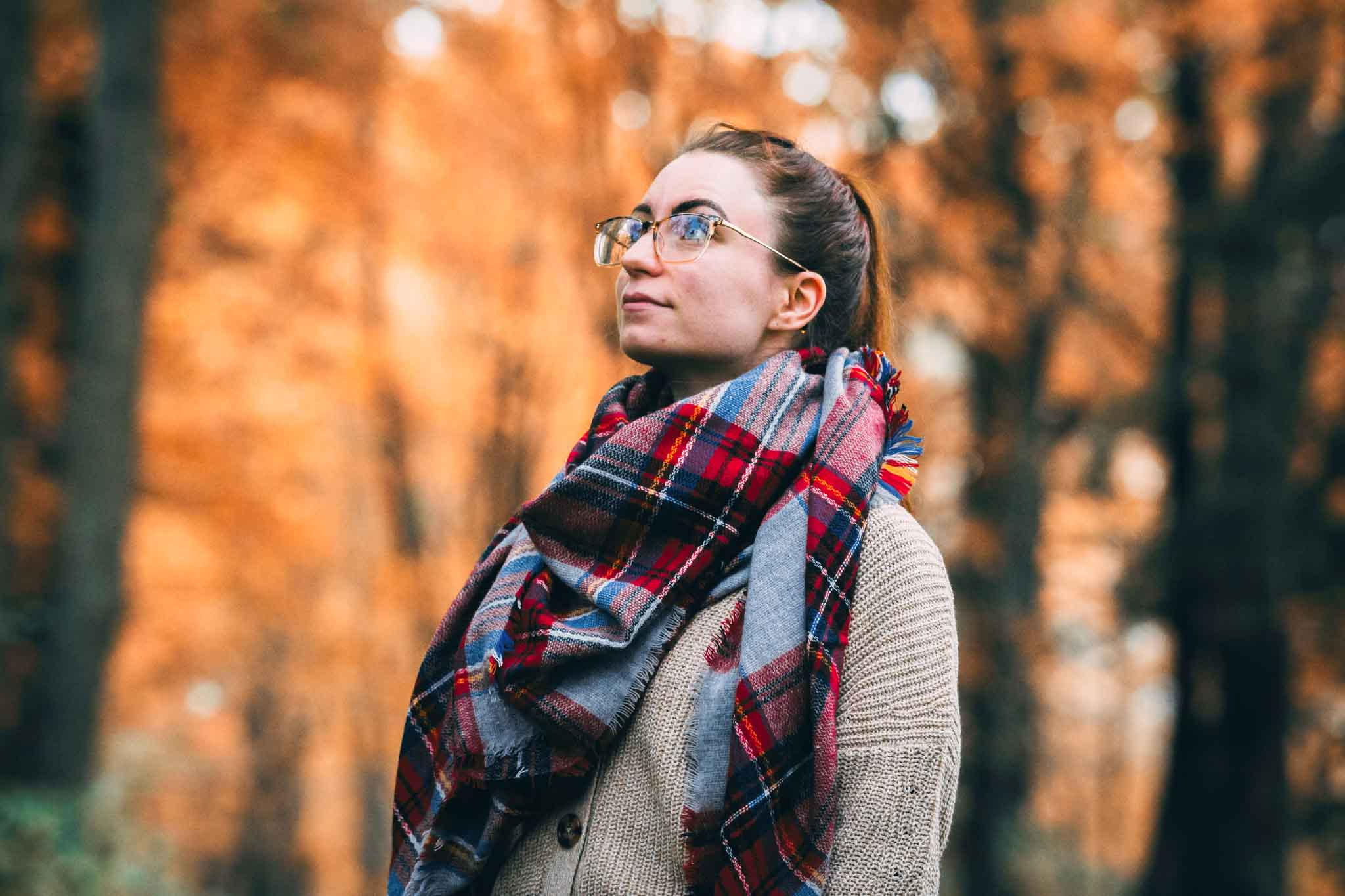 Fall acne can be caused by scarves, hats, beanies that rub on the skin too! The term for this type of acne is called 'Acne Mechanica'.