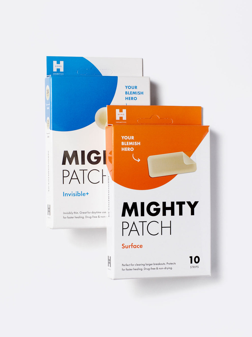Mighty Patch Invisible+ and Surface Bundle