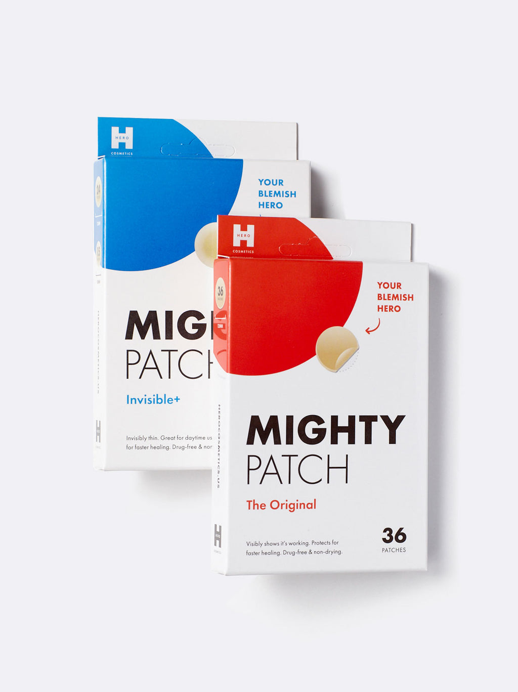 Mighty Patch Original and Invisible+ Bundle