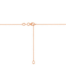 DIAMOND MINI PENDANT | ROSE GOLD