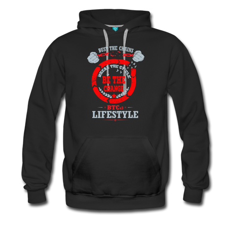 BTCx3 Lifestyle Hoodie - Roc City Apparel
