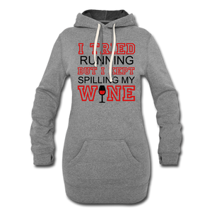 I Kept Spilling My Wine Women's Hoodie - Roc City Apparel
