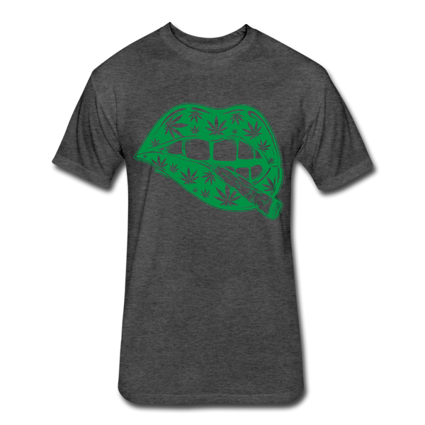 Men's Marijuana Weed Lips T-shirt - Roc City Apparel