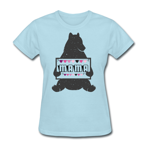 Mama Bear Women's T-Shirt - Roc City Apparel