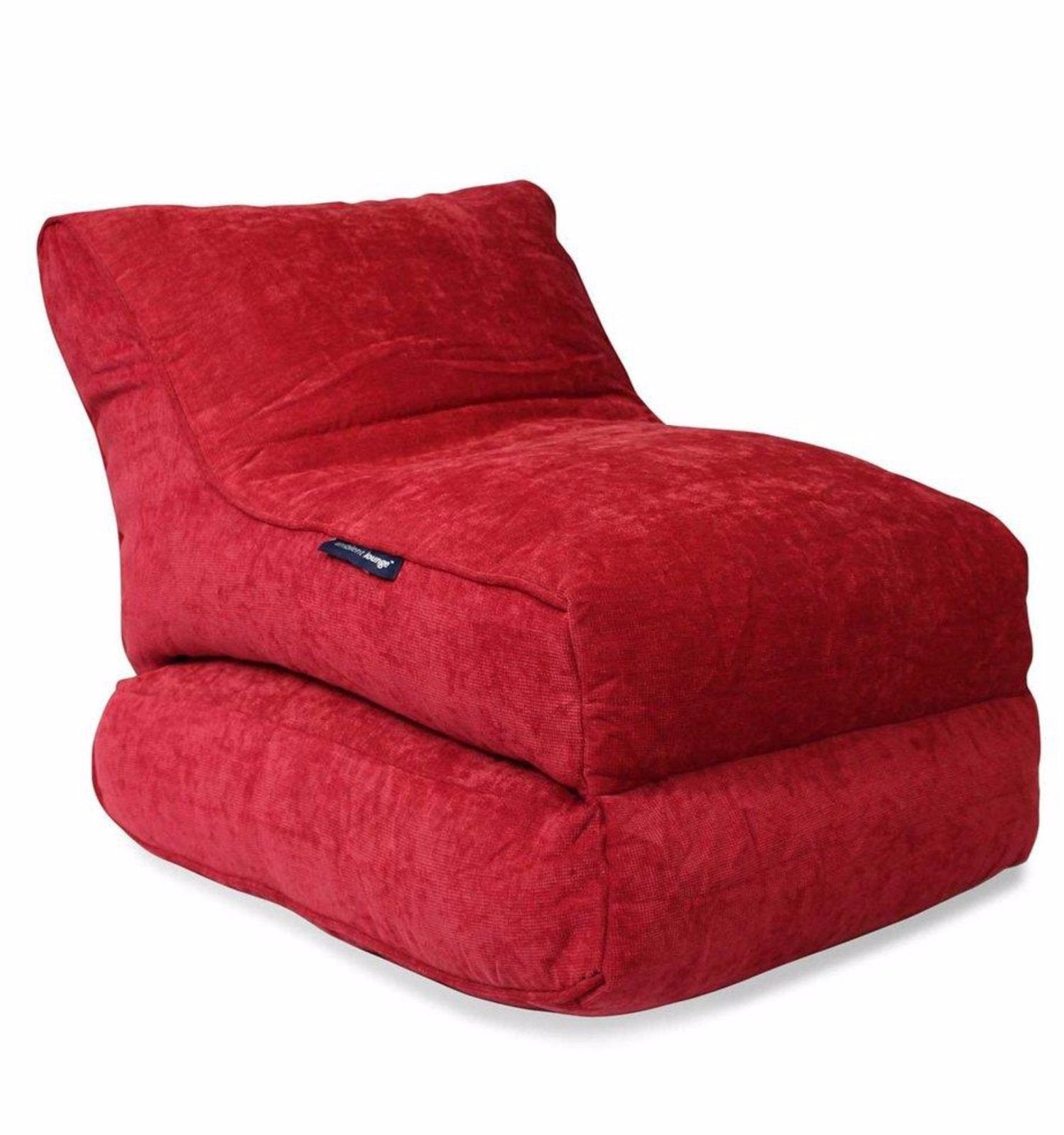 Sitzsack Liege Conversion Lounger Indoor Wildberry Red