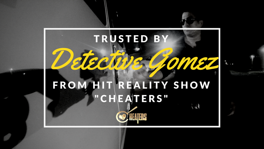 VIDEO - Welcome to P.I. Spy Tools from Detective Gomez with hit reality show CHEATERS
