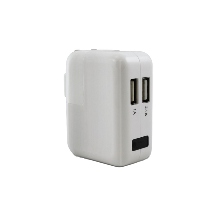 Double USB Charger Hidden Camera