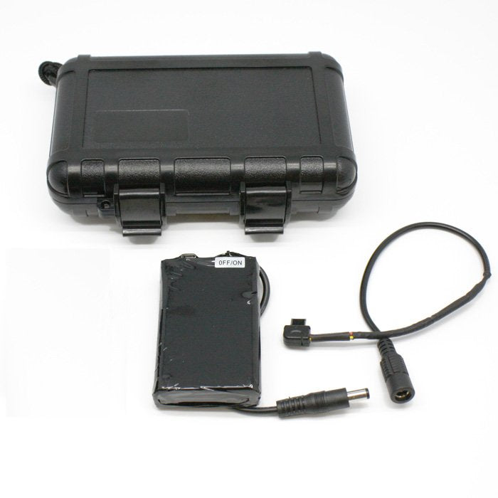 iTrail Solo Real-Time GPS Tracker Extended Battery + Heavy Duty Magnetic Case