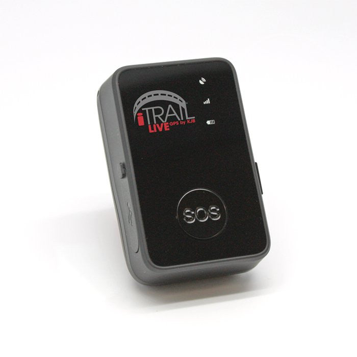 iTrail Solo Worldwide Real-Time GPS Tracker