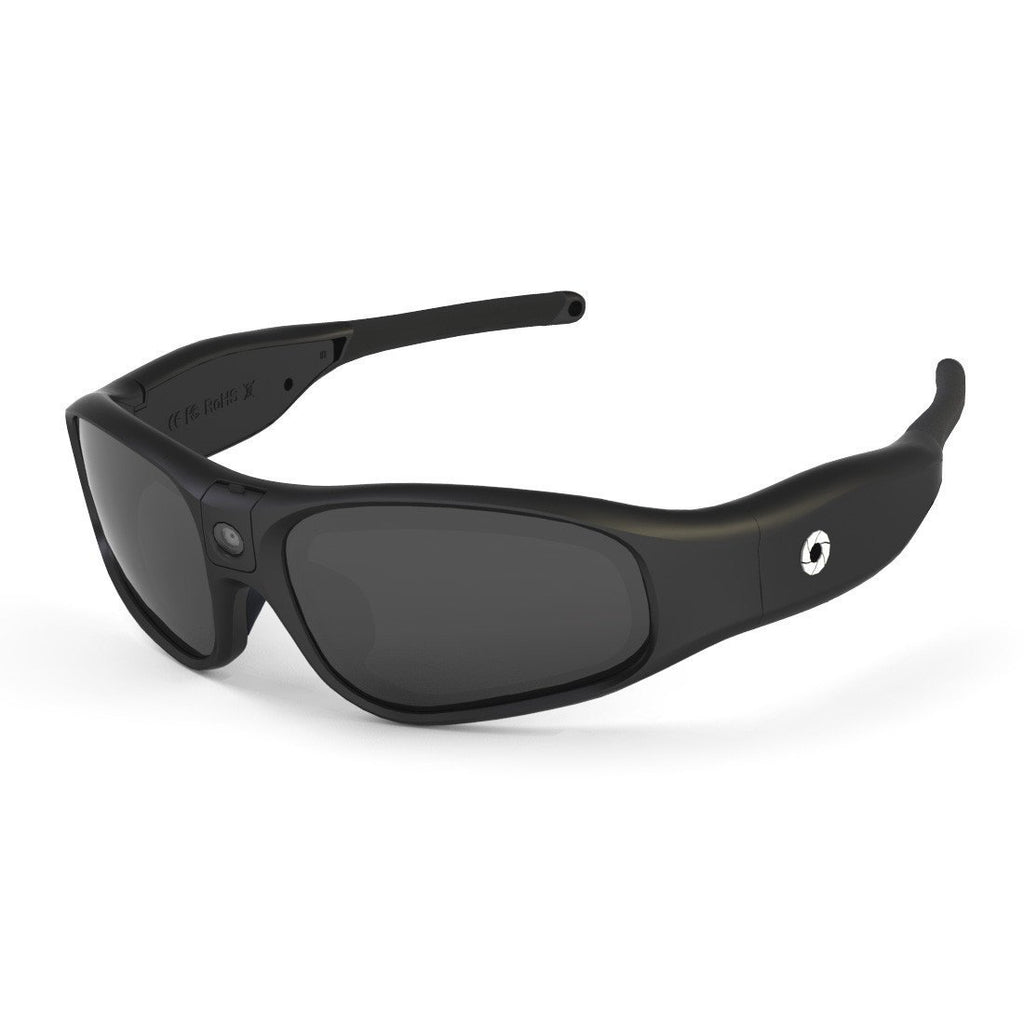 WiFi Sunglasses Hidden Spy Camera