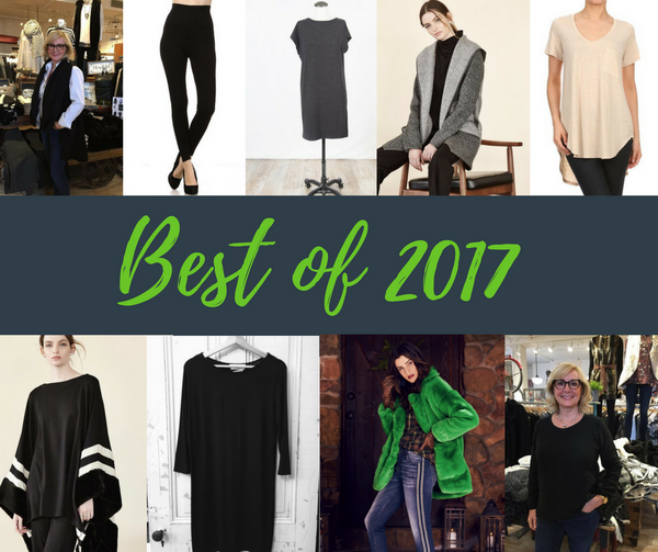 Looking back at 2017: Our Best Sellers