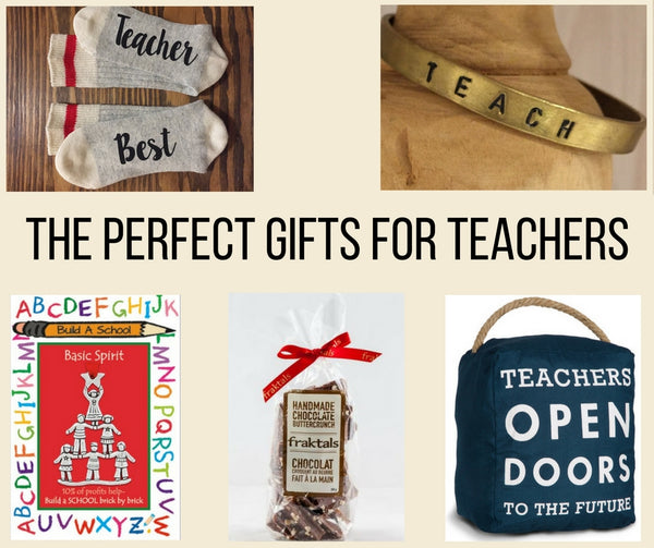 SP Personal Shopping: The Perfect Gift for Teachers