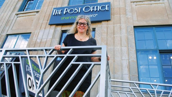 Heritage and business co-exist at Shannon Passero's 'The Post Office'