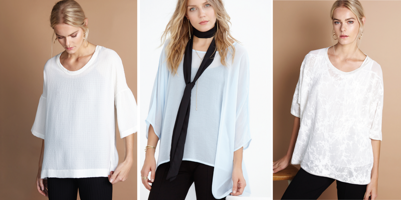 Gorgeous Chiffon Tops for Spring
