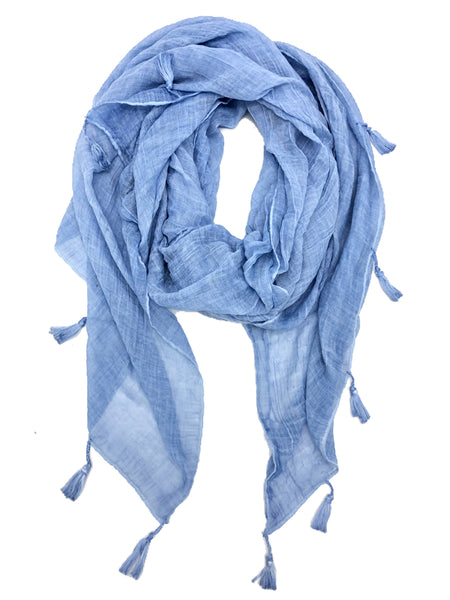 Solid Scarf Wrap Shawl
