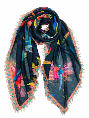 Dragonfly Scarf Wrap Shawl JC Sunny Fashion Canada