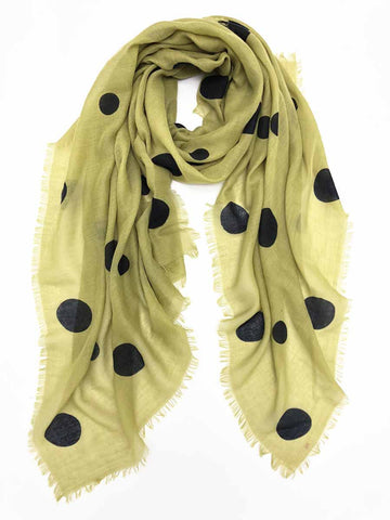 Dot Scarf JC Sunny Fashion  Canada