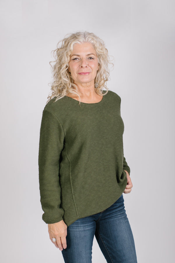 Paula Sweater Tops - The Post Office by Shannon Passero. Fashion Boutique in Thorold, Ontario