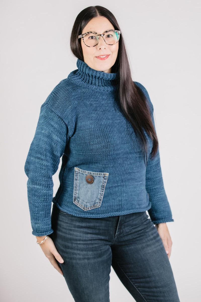 Emerie Pullover Tops - The Post Office by Shannon Passero. Fashion Boutique in Thorold, Ontario